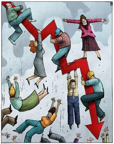 ¿estamos camino a una recesión económica mayor? ¿#depresión?