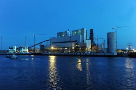 Hamburg-Moorburg Power Plant