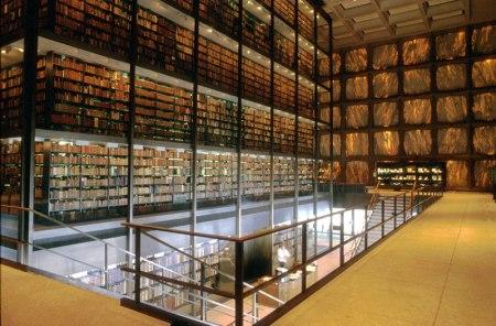 Bibllioteca de la Universidad de Yale