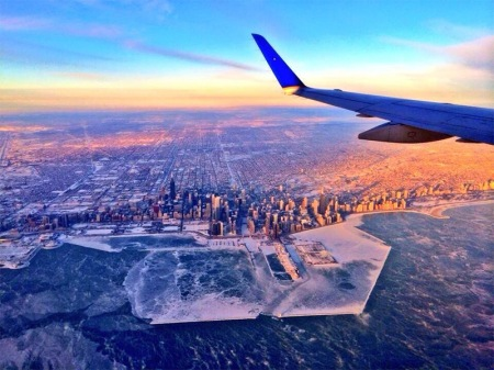 Chicago & Polar Vortex