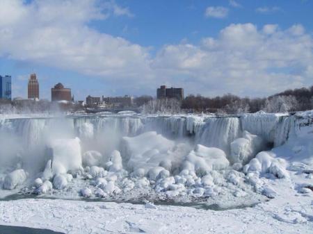 Niagara Falls & Polar Vortex