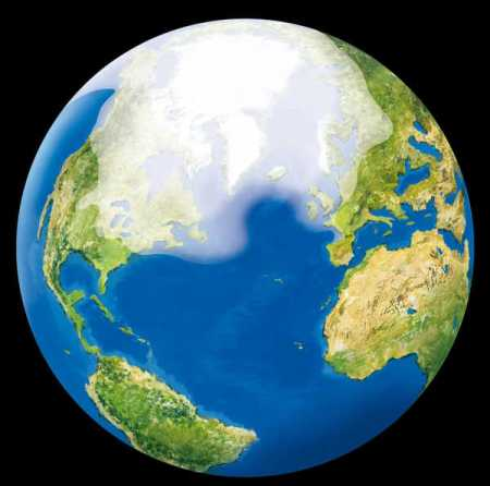 Nueva Glaciación