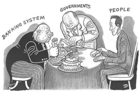 El modelo de reparto de la riqueza vigente