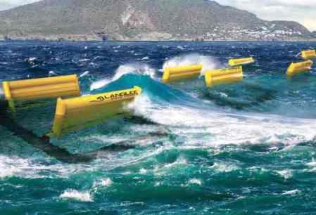 Energía undimotriz en Islas Canarias 2