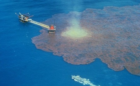 Tecnología contra los vertidos de petróleo